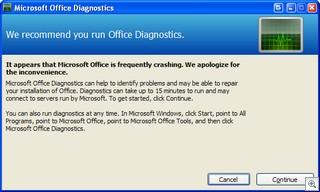 OfficeCrashAlot